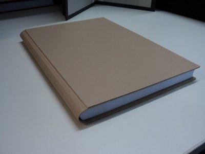 Linnen boek a4