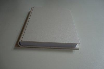 a5 notitieboek wit