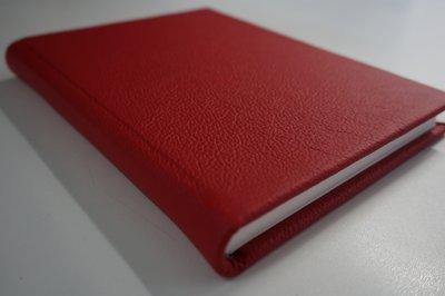 leren notitieboek a5