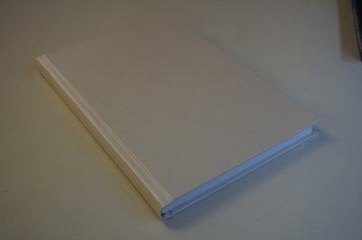 Wit a4 notitieboek