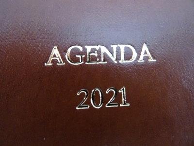 lederen buroagenda 2021